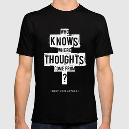 Empire Records - Who Knows Where Thoughts Come From? T-shirt