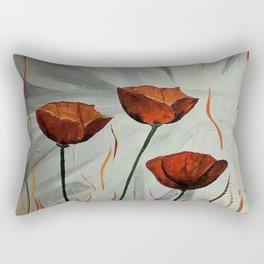 Magic Three Rectangular Pillow