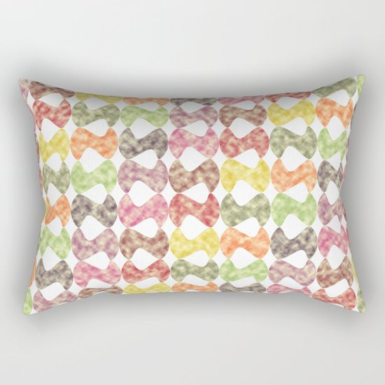 Pattern #46 Rectangular Pillow