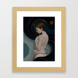 533 Framed Art Print