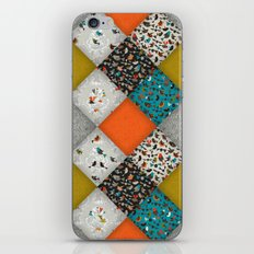 bird love diamonds iPhone Skin