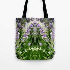 The Lavender Arch Tote Bag