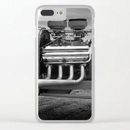1927 Model T Hemi Hotrod Clear iPhone Case