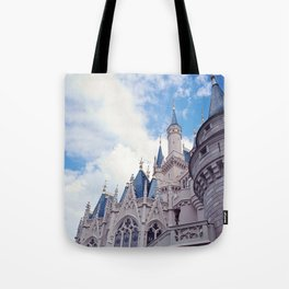 The wild blue yonder  Tote Bag