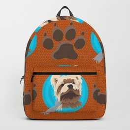 Yorkie Backpack