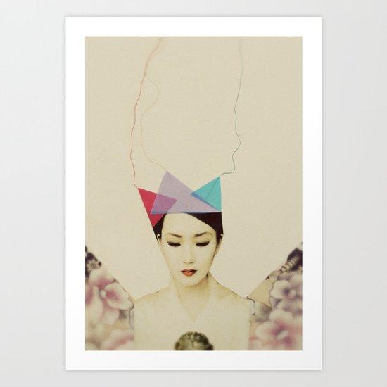 q8 Art Print