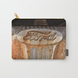 Old Ford Pickup Truck Carry-All Pouch