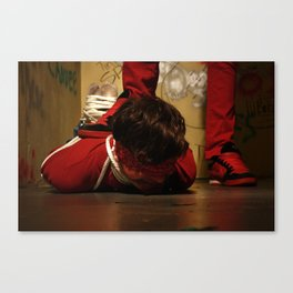 The Ransom Canvas Print