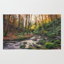 The Autumn Stream Rug