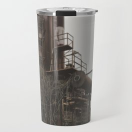 Draped Travel Mug