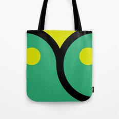 face 4 Tote Bag