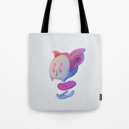 Part of cat Tote Bag