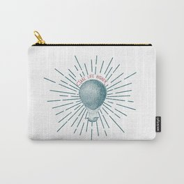 Take Life Higher Carry-All Pouch