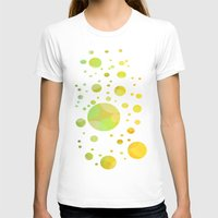 bubbles T-shirts featuring Bubbles by DagmarMarina