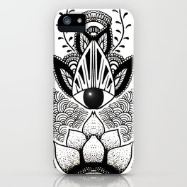"""""""The Hand of Fatima"""",""""Hand of Miriam"""" with Eye of Horus, an ancient strong Symbol for Protection and iPhone Case"""