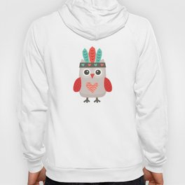 HIPSTER OWLET Hoody