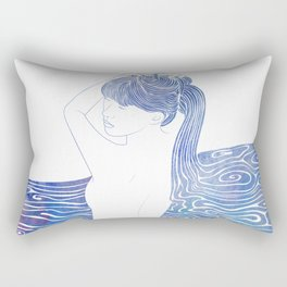 Nereid XXXVIII Rectangular Pillow