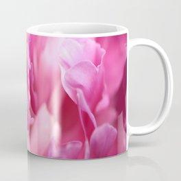 Pink Flower Petals Close-up #decor #society6 #homedecor #buyart Coffee Mug