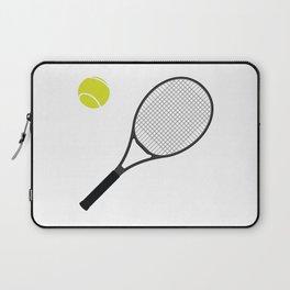 Tennis Racket And Ball 1 Laptop Sleeve