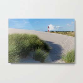 Amrum, Germany Metal Print