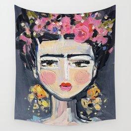 Fine Frida Wall Tapestry