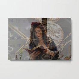 Lisa Marie Basile, No. 106 Metal Print
