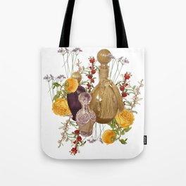 Scented Garden Tote Bag