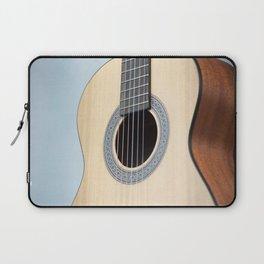 Classical Guitar Laptop Sleeve