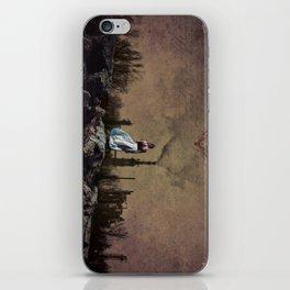 Dear Earth iPhone Skin