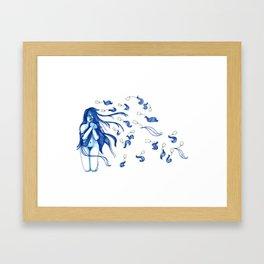 Cultural Appropreation Framed Art Print