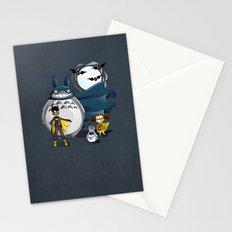 Cosplay Buddies Stationery Cards