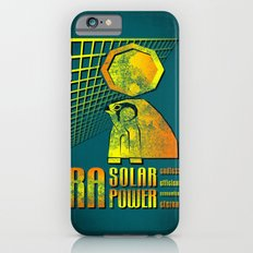 Ra Solar Power Slim Case iPhone 6s
