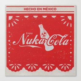 An Ice Cold Nuka Cola - Fallout Universe Canvas Print
