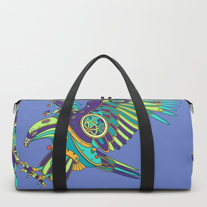 Eagle, cool wall art for kids and adults alike Duffle Bag