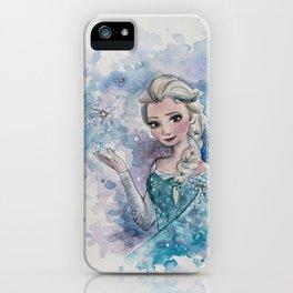 Elsa iPhone Case