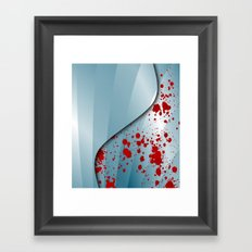 Cut Art Framed Art Print