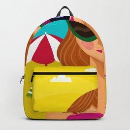 The Beach Bum Backpack