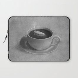 Whale in a tea cup  Laptop Sleeve