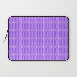 Plaid_Purple Laptop Sleeve
