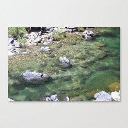 The Yuba River 2 Canvas Print