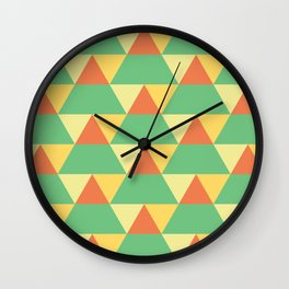 The Trees Change Wall Clock