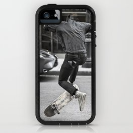 Mid-Air Skater iPhone Case