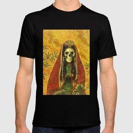 Gothic Decorative Skeleton T-shirt