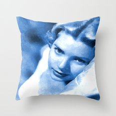 Grace kelly 3 Throw Pillow