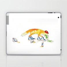 Drunk Fox Laptop & iPad Skin
