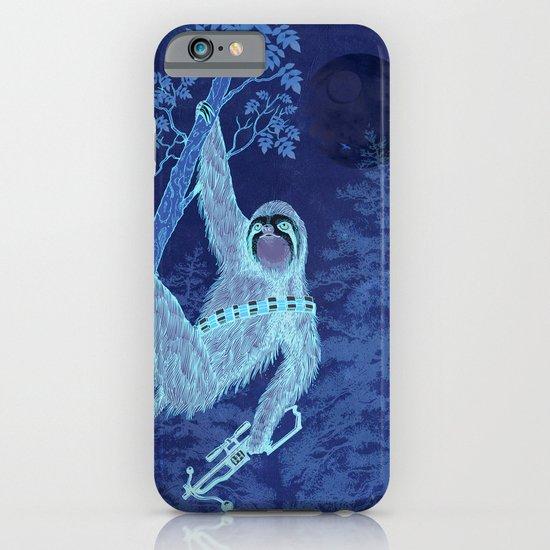 SlothWars iPhone & iPod Case