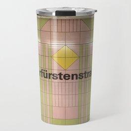 Berlin U-Bahn Memories - Kurfürstenstraße Travel Mug