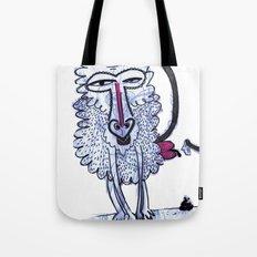 baboon Tote Bag