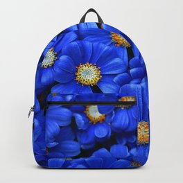 Blue Daisies Backpack