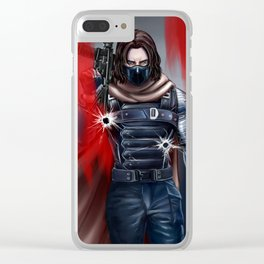 Revenge Clear iPhone Case